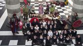 Vikings and Barnburgh Primary 1