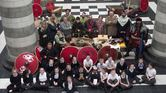 Vikings and Hatchell Wood Primary 1